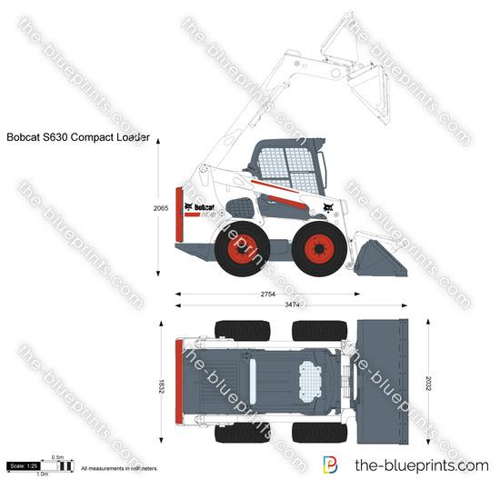 Bobcat S630 Compact Loader