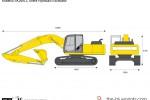 Kobelco SK295LC Acera Hydraulic Excavator