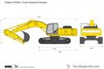 Kobelco SK350LC Acera Hydraulic Excavator