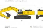Kobelco SK850LC Super Acera Tier III Hydraulic Excavator