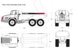 Terex TA25 Articulated Dump Truck