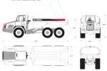 Terex TA35 Articulated Dump Truck