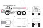Terex TA40 Articulated Dump Truck