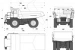Terex TR60 Rigid Dump Truck
