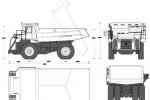 Terex TR70 Rigid Dump Truck