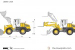 Liebherr L 528 Wheel Loader