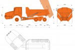 Doosan DA30 Articulated Truck