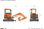 Doosan DX27z Hydraulic Excavator