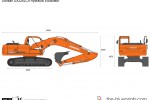Doosan DX225LCA Hydraulic Excavator