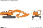 Doosan Solar 255LCV Hydraulic Excavator