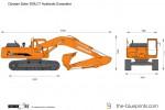 Doosan Solar 300LC7 Hydraulic Excavator