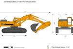 Doosan Solar 500LCV Giant Hydraulic Excavator