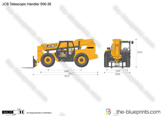 JCB 506-36 Telescopic Handler