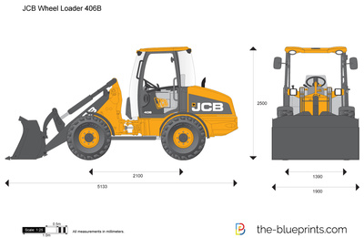 JCB 406B Wheel Loader