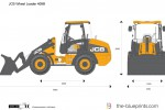 JCB 409B Wheel Loader