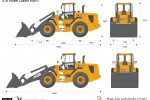 JCB 456HT Wheel Loader