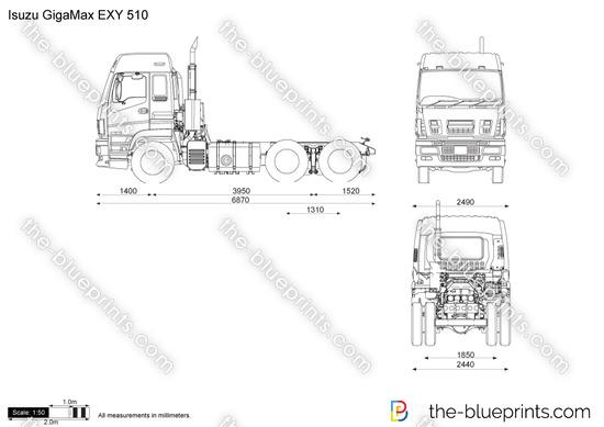 Isuzu GigaMax EXY 510