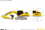 SANY SY200C Excavator