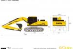 SANY SY205C Excavator