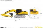 SANY SY205C8M Excavator