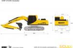 SANY SY230C Excavator