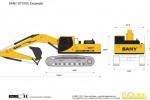 SANY SY310C Excavator