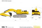 SANY SY335C Excavator