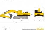 SANY SY365C Excavator
