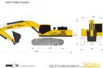 SANY SY465C Excavator