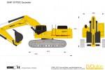 SANY SY700C Excavator