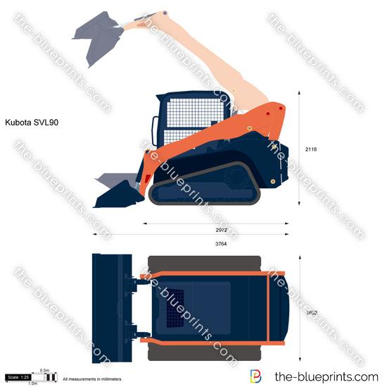Kubota SVL90
