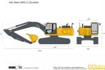 John Deere 290G LC Excavator