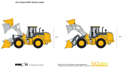 John Deere 644K Wheel Loader