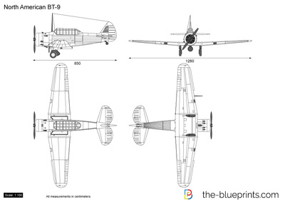 North American BT-9