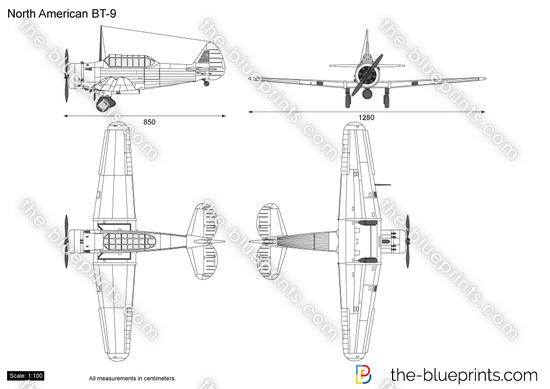 North American BT-9