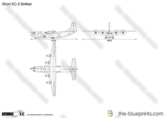 Short SC-5 Belfast