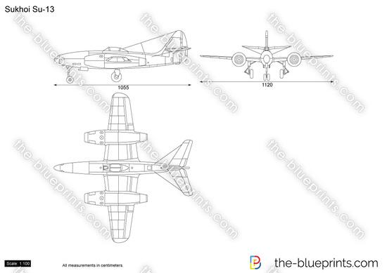Sukhoi Su-13