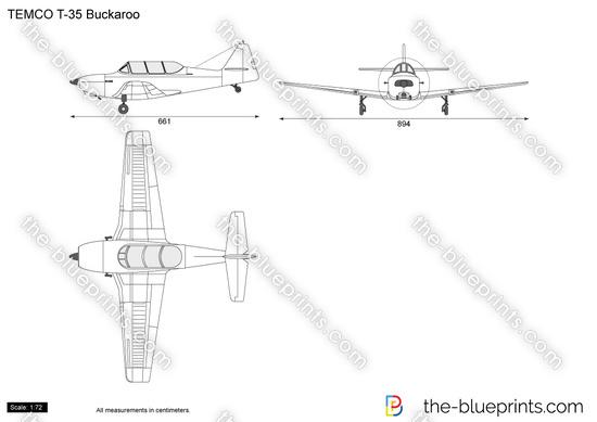 TEMCO T-35 Buckaroo