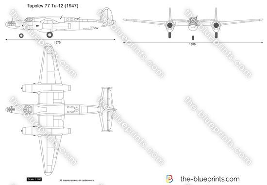 Tupolev 77 Tu-12