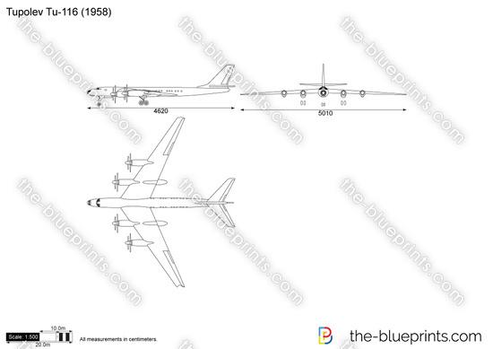 Tupolev Tu-116