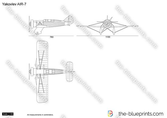 Yakovlev AIR-7
