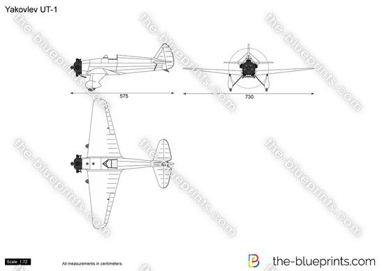 Yakovlev UT-1