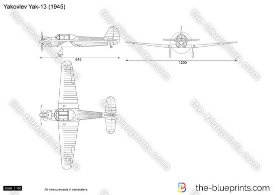 Yakovlev Yak-13