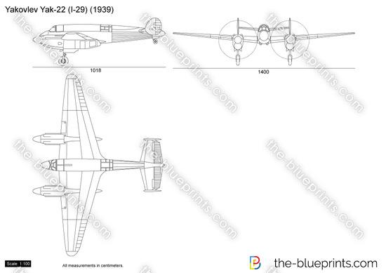 Yakovlev Yak-22 (I-29)
