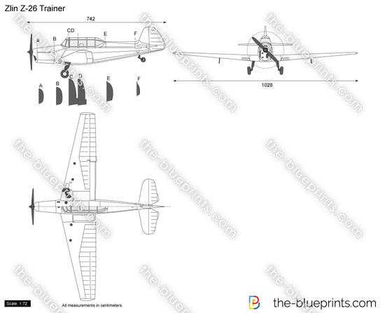 Zlin Z-26 Trainer