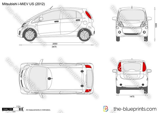 Mitsubishi i-MiEV US