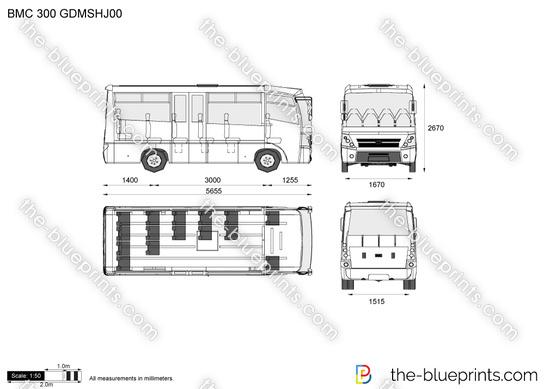 BMC 300 GDMSHJ00