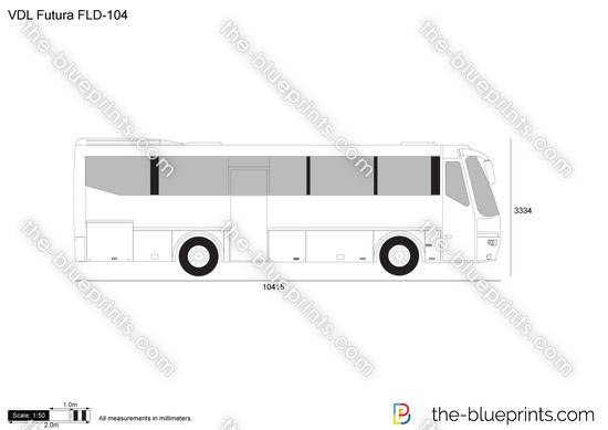 VDL Futura FLD-104