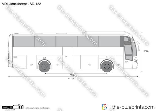 VDL Jonckheere JSD-122