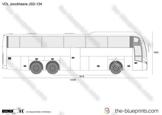 VDL Jonckheere JSD-134